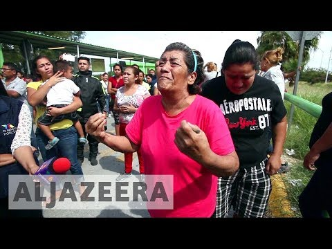 Gang violence in Mexico prison leaves at least 13 dead
