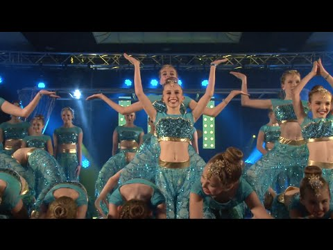 Tapio School of Dance  Arabian Nights