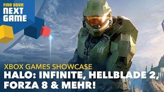Xbox Games Showcase: Livestream zu Halo Infinite & mehr neuen Xbox-Series-X- & PC-Spielen