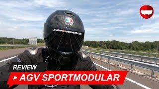 AGV Sportmodular Road Test - ChampionHelmets.com