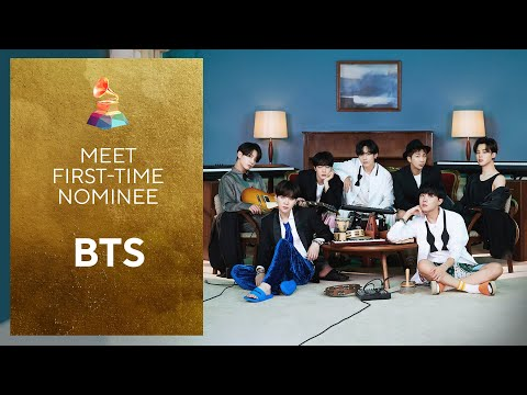 BTS | Meet The First-Time GRAMMY Nominees
