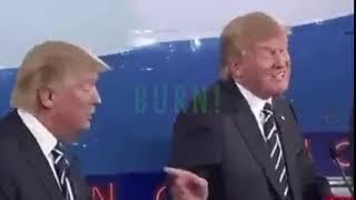 Trump Burn IPOT 1776
