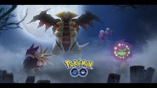 Llega Giratina y una nueva investigación especial en Pokémon GO por Halloween