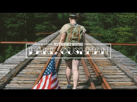 Roadtrip US | Lake Cushman