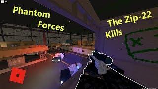 Die Zip-22 Kills | Phantom Kräfte | Roblox