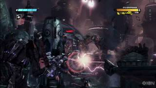 Transformers: War for Cybertron Review
