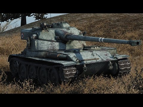 World of Tanks Bat.-Châtillon 25 t AP - 8 Kills 8,3K Damage