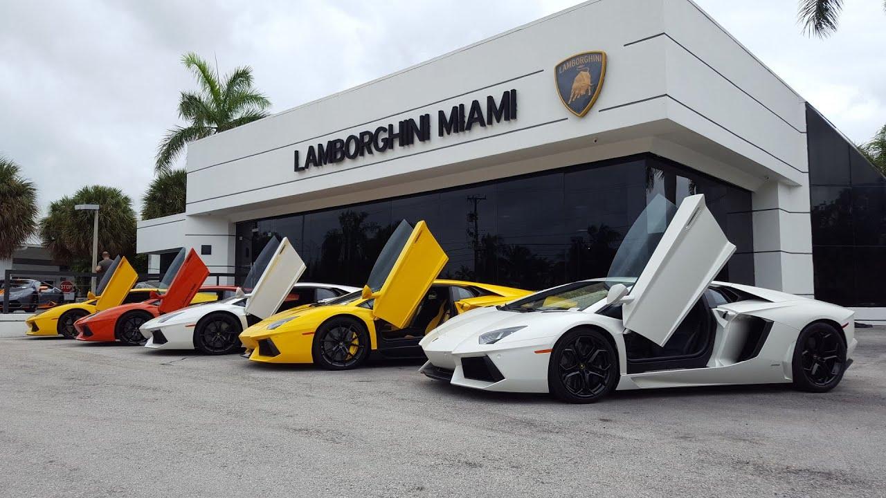 Lamborghini Aventador Gallardo Huracan Drive By Supercar