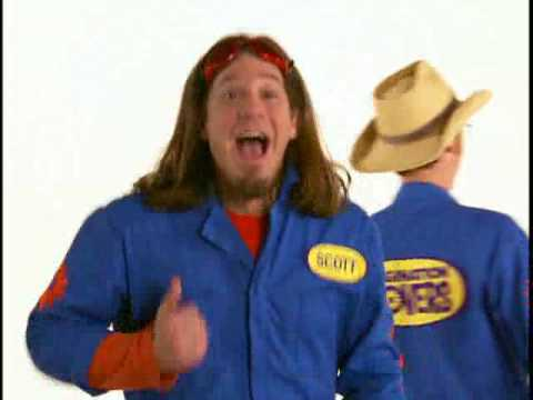 Imagination Movers - Mover Music
