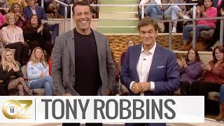 Tony Robbins Shares Tips to Become Successful and Reach Your Full Potential