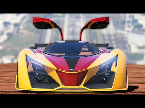 NEW BEST SUPER CAR IN THE GAME!? (GTA 5 DLC)