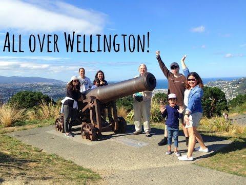 All Over Wellington