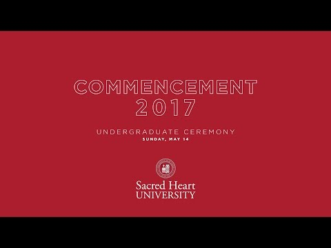 2017 SHU Undergraduate Commencement