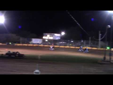 Sunset Speedway - Banks, OR - Micro 600R A Main Event - Sept. 22, 2018