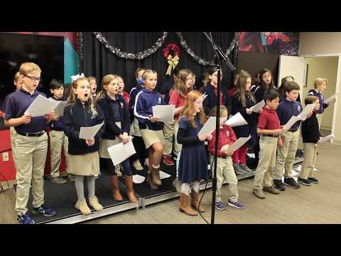 Y102.5 Christmas Live with Charleston Christian School