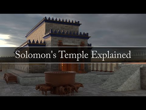 Solomon's Temple Explained