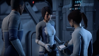 mass effect andromeda official combat trailer