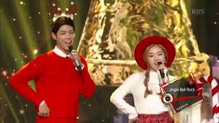 Baixar [kbs world] 뮤직뱅크 - 박보검 · 아이린, Jingle Bell Rock.20151225