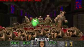 Doom II Cryogenics - Map 2 UV-MAX [TAS] in 6:59