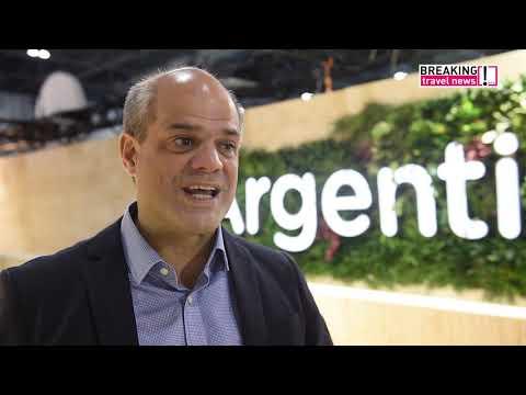 Gonzalo Robredo, director, Buenos Aires Tourism Board
