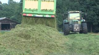 Технология заготовки кормов (силос, сенаж). Часть 1
