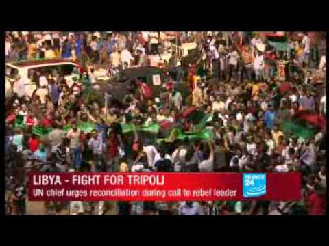 Libya Analysis with Reed Brody from the Human Right Watch