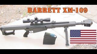 Barrett XM-109 - Rifle Lançador De Granada | Mundo Das Armas 17