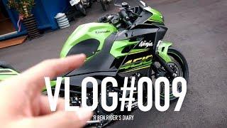 改這些Kawasaki Ninja400 就能進賽道小熱血啦 / VLOG 09