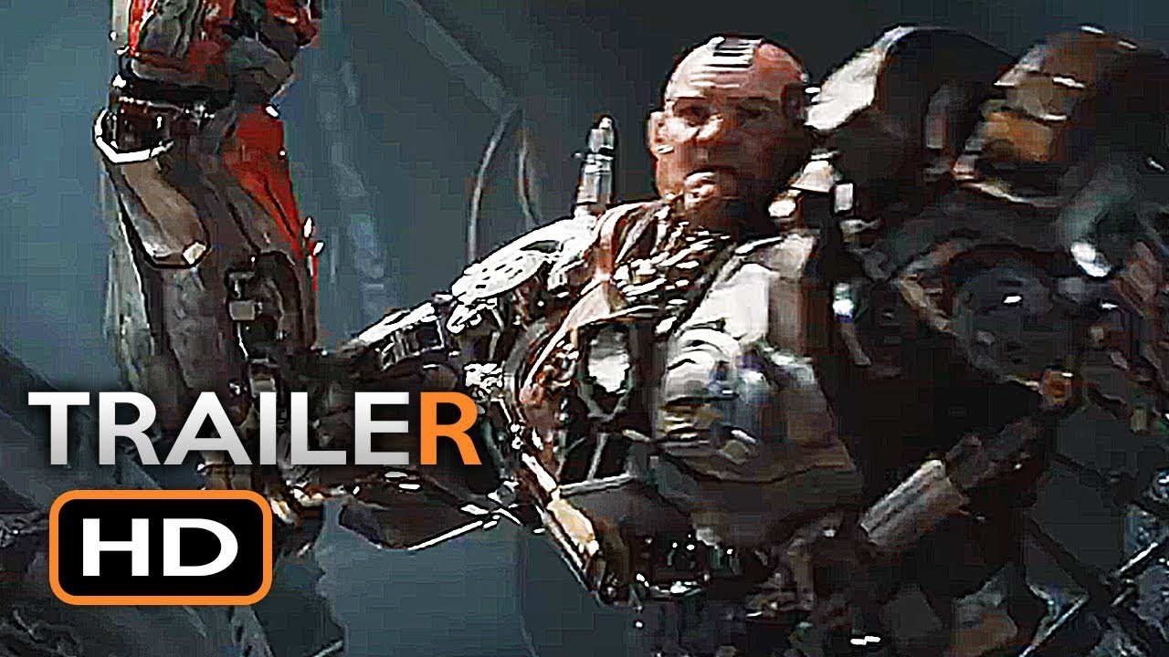 Top 15 Upcoming Action Movies 2018 Full Trailers Hd