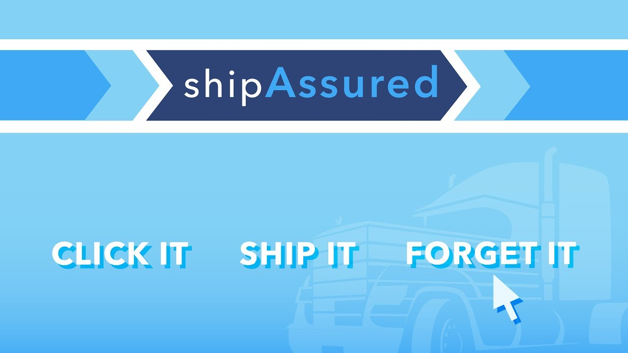 shipAssured | TMS Software Integration | Cargo Coverage
