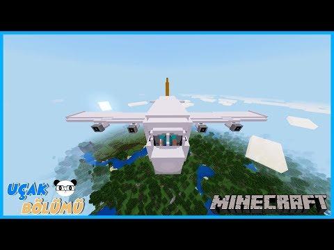 Panda ile Minecraft