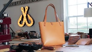 Making 500 Leather Wallets By Hand - Простые вкусные домашние видео ... 7ab0e7604a591