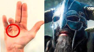 Если у Вас Есть Это На Руке — Вы Родственник Викингов