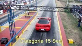 mitsubishi 3000 gt vr4 vs camaro z28 turagua racing 2da valida 2009