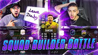 FIFA 21: SANCHO WHAT IF SQUAD BUILDER Battle 🔥🔥 TheRealPaiinz vs Wakez