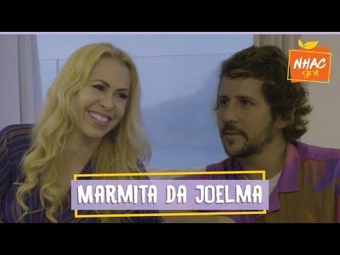 Joelma dá dicas de como ter uma alimentação saudável no dia a dia  Caio Braz  Marmitas e Merendas