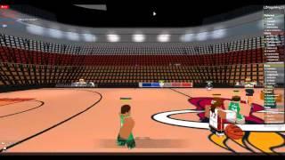 ROBLOX EBL Season 6 Miami Heats Vs. Boston Celtics Part 2