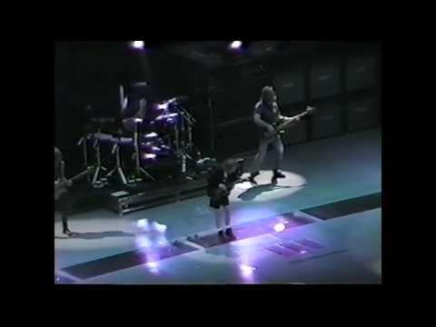AC/DC Phoenix (USA, AZ), 13 septembre 2000