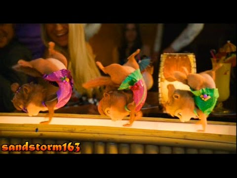 Chipettes Party In The U.S.A