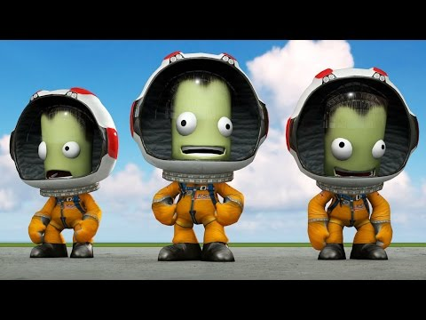 Kerbal Space Program — Настоящий гимн космонавтике! (Обзор)