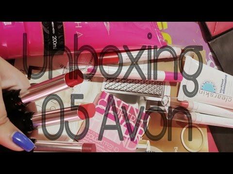 Unboxing Avon Campaña 05 + Pasando Revista Campaña 07 ♥