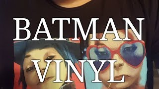 Vinyl Unboxing and Review  That Every Batman Fan Needs to Have!