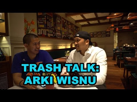 Trash Talk Episode 11: Arki Wisnu on His Contract Extension & Friendship with Mario Wuysang!