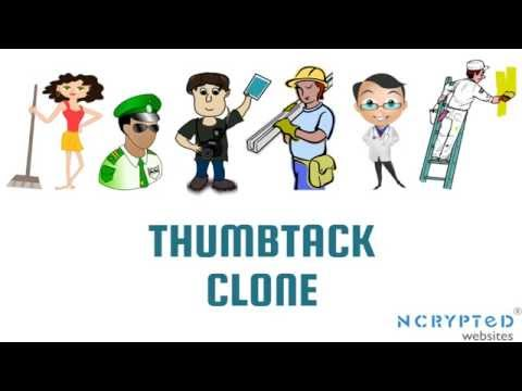 Thumtack Clone from NCrypted