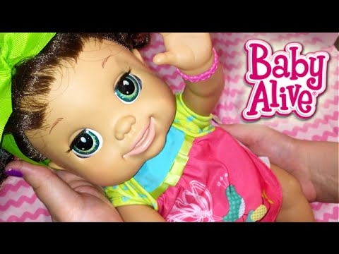 Baby Alive Real As Can Be Baby Doll Melissa Details And
