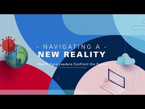 Navigating A New Reality Virtual Conference