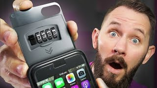 10 iPhone Cases With Unexpected Features!