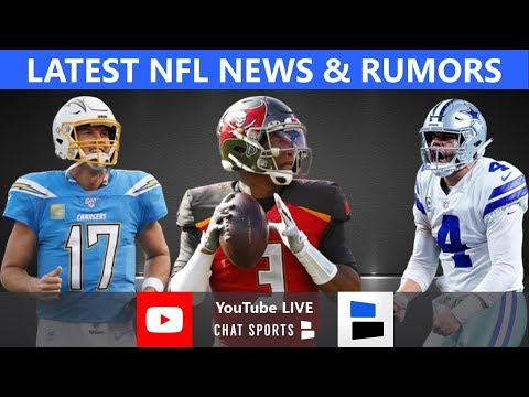 NFL Daily Live With Mitchell Renz (Feb. 26)