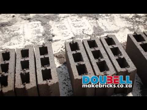 Doubell Brick Machines (Jumbo MK2)