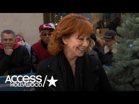 Reba McEntire On Garth Brooks Lip Syncing: I Applaud Him  Access Hollywood